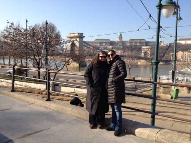 Craft and Fain TV Writers Budapest