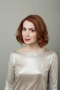 Episode 13: Make Your Vice A Virtue: An Interview With Actress-Writer-Producer Felicia Day